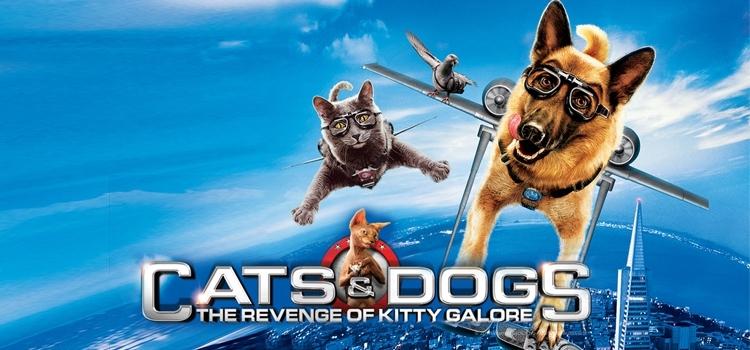 Cats & Dogs: The Revenge of Kitty Galore สงครามพยัคฆ์ร้ายขนปุย 2 : ตอน คิตตี้ กาลอร์ ล้างแค้น