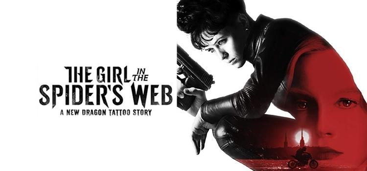 The Girl in the Spider's Web : A New Dragon Tattoo Story พยัคฆ์สาวล่ารหัสใยมรณะ