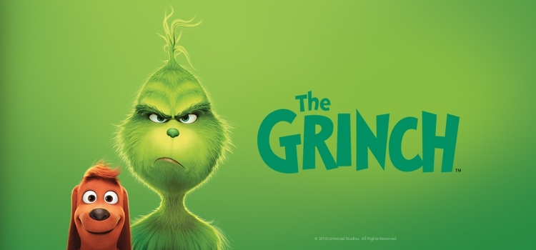 Trailer : Dr. Seuss' The Grinch ตัวอย่าง เดอะ กริ๊นช์