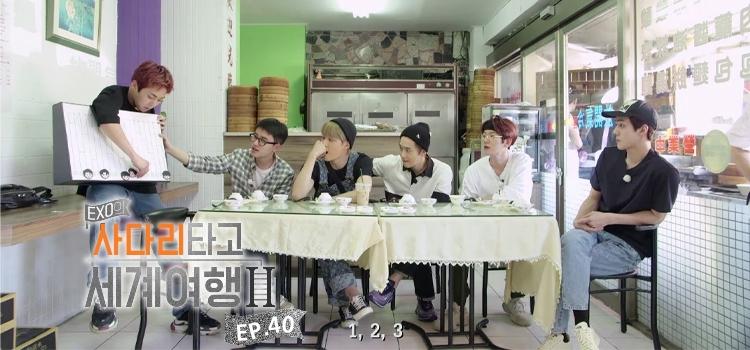 EXO's Travel the World on Ladder Season 2 Ep.40 EXO's Travel the World on Ladder Season 2 ตอนที่ 40