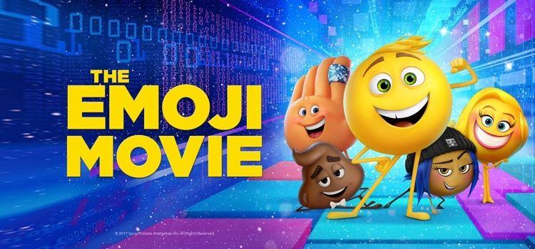 The Emoji Movie อิโมจิ แอ๊พติสต์ตะลุยโลก