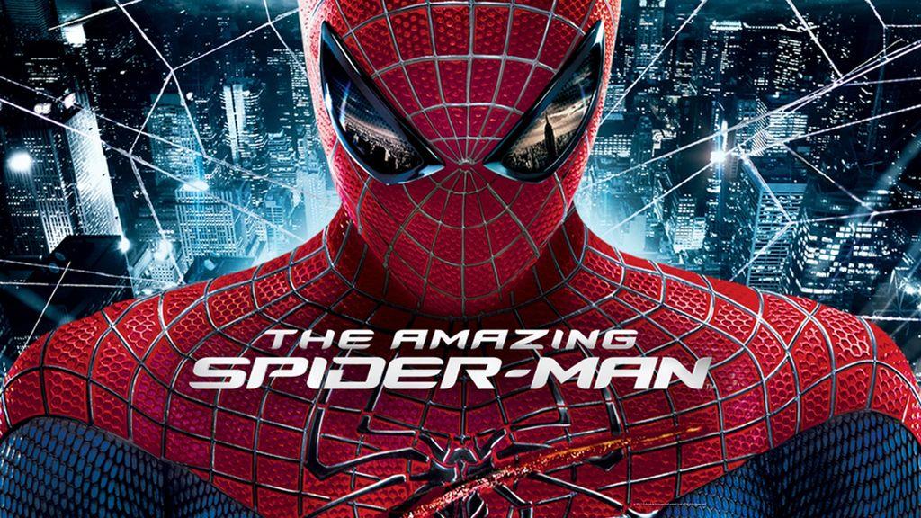The Amazing Spider-Man ดิ อะเมซิ่ง สไปเดอร์แมน