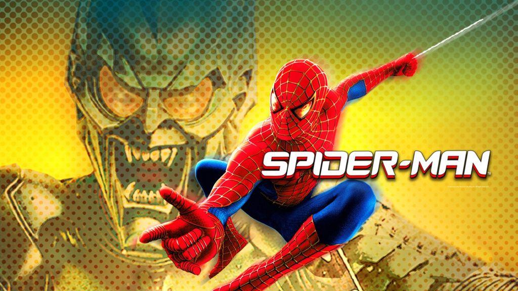 Spider-Man ไอ้แมงมุม