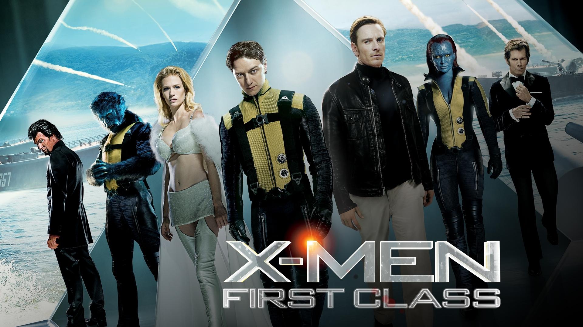 X-Men: First Class เอ็กซ์เม็น รุ่น 1