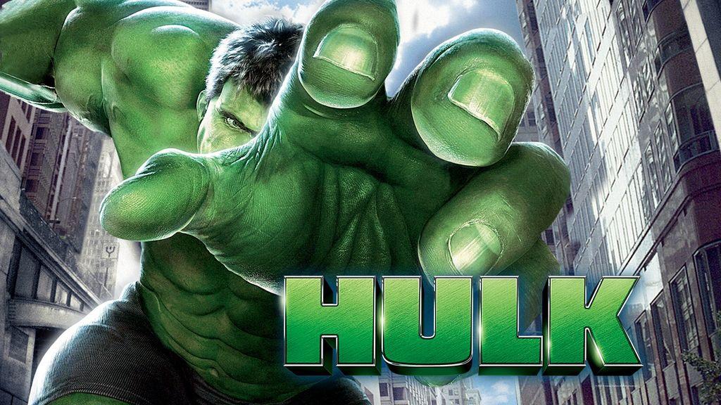 The Hulk บรูซ แบนเนอร์