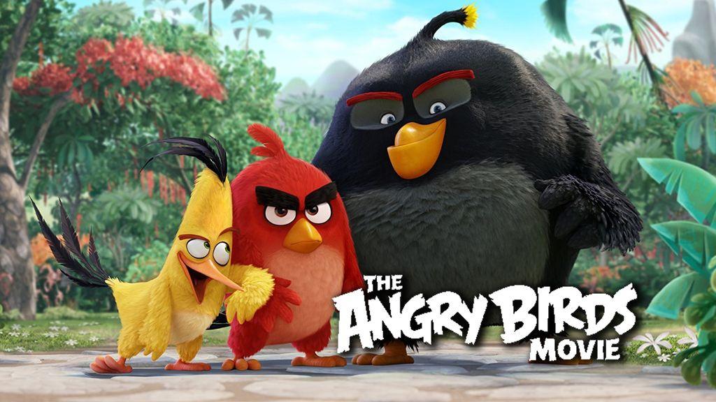 The Angry Birds Movie แอ็งกรี เบิร์ดส เดอะ มูวี่