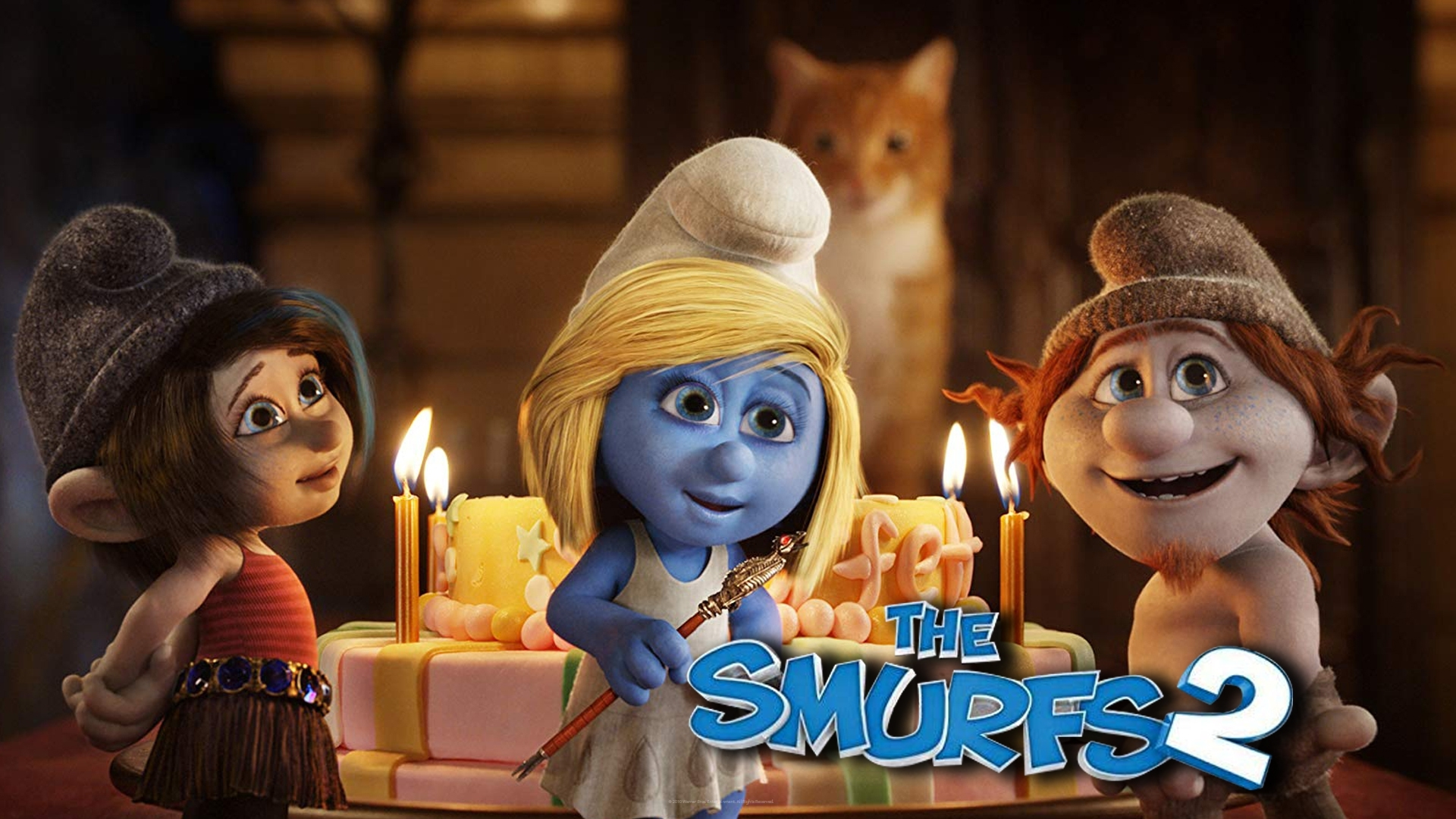 The Smurfs 2 เดอะ สเมิร์ฟ 2