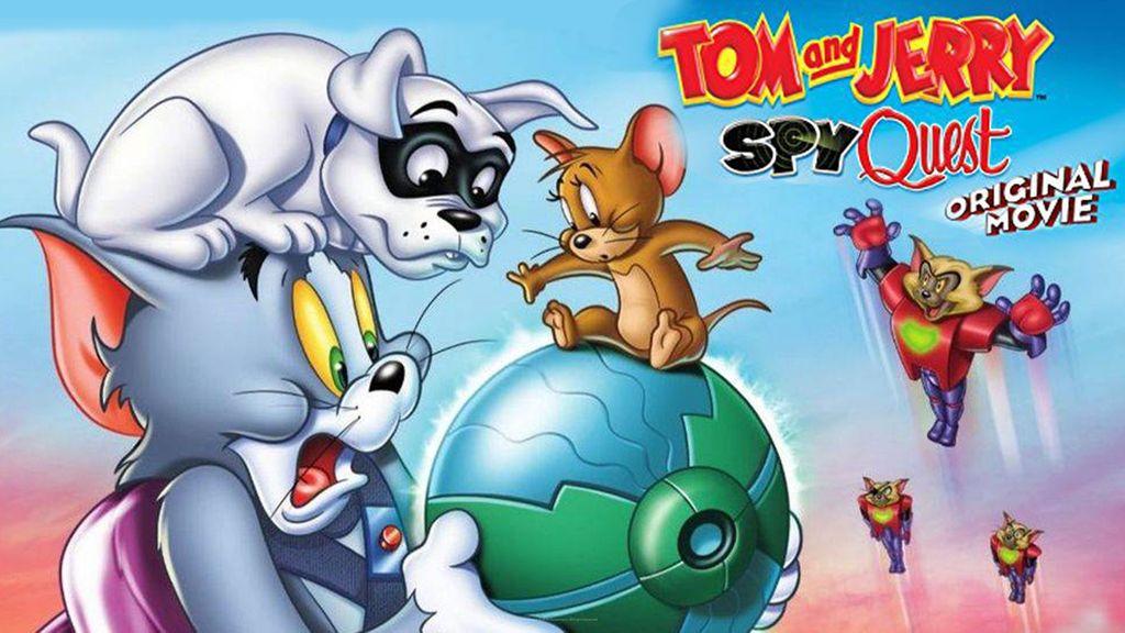 Tom and Jerry: Spy Quest ทอมกับเจอร์รี่ ภารกิจสปาย