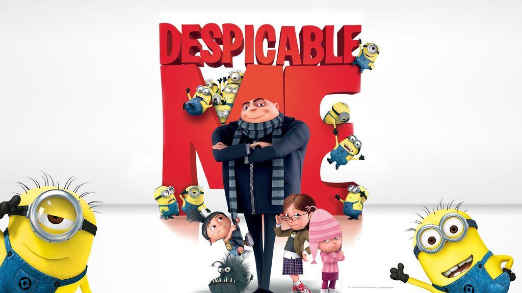 Despicable Me มิสเตอร์แสบ ร้ายเกินพิกัด