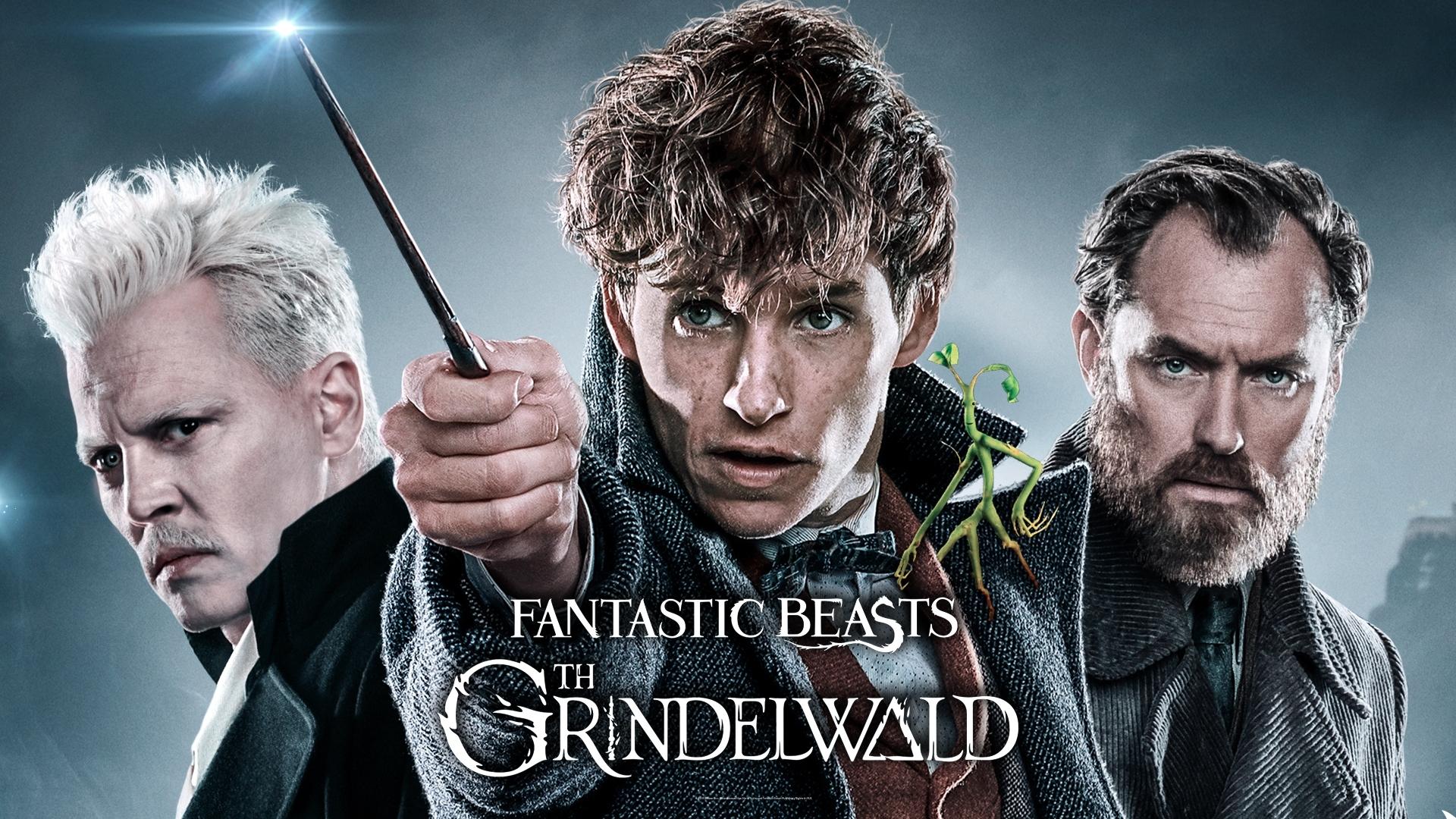 Fantastic Beasts: The Crimes of Grindelwald สัตว์มหัศจรรย์ อาชญากรรมของกรินเดลวัลด์