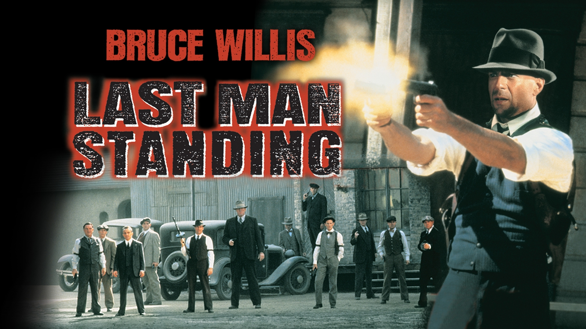 Last Man Standing คนอึดตายยาก