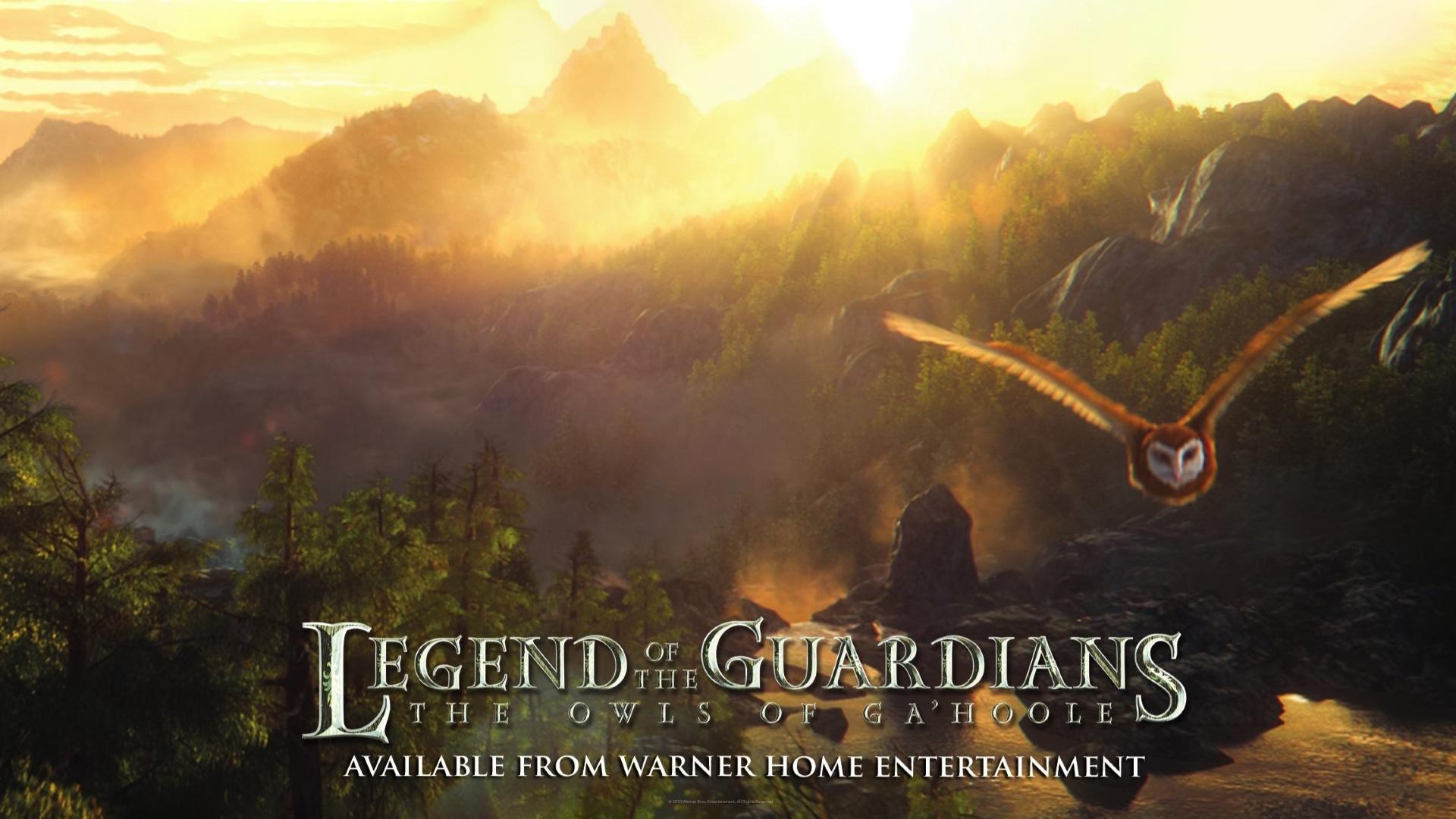 Legend of the Guardians: The Owls of Ga'Hoole มหาตำนานวีรบุรุษองครักษ์ : นกฮูกผู้พิทักษ์แห่งกาฮูล