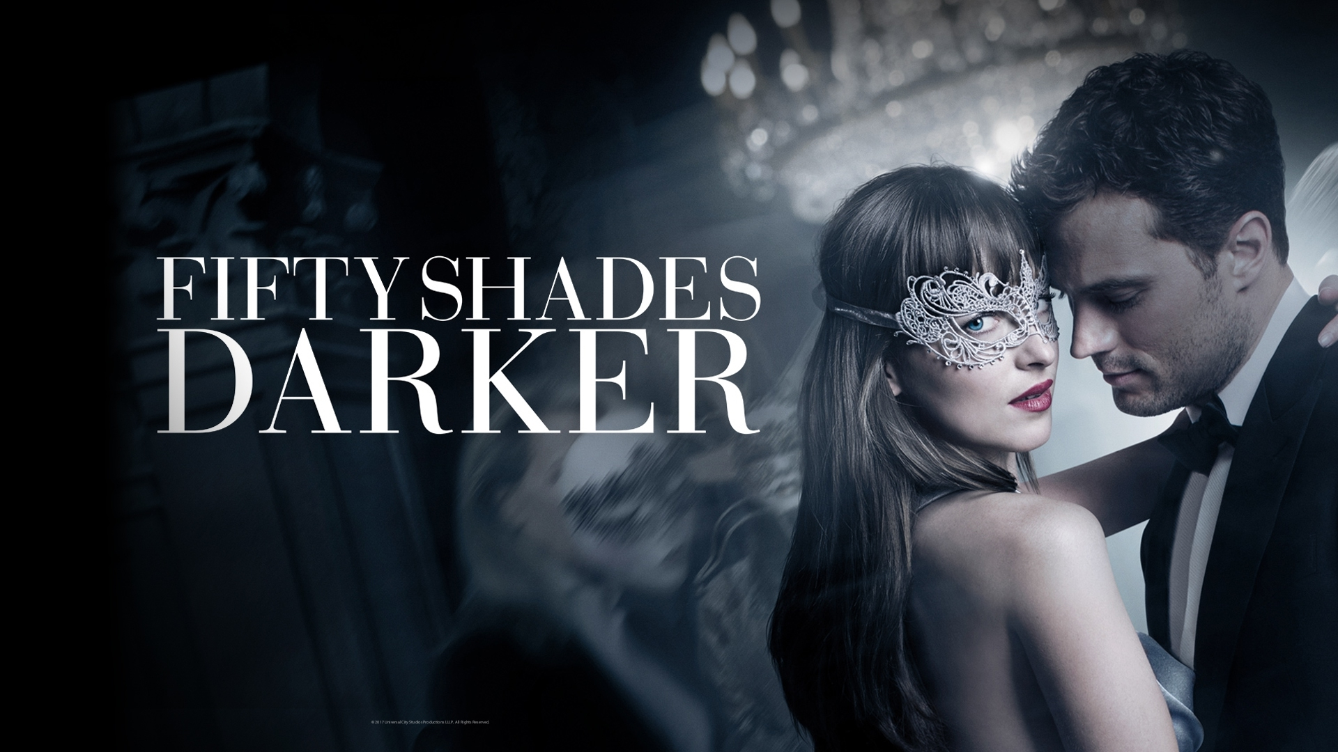 Fifty Shades Darker ฟิฟตี้ เชดส์ ดาร์กเกอร์