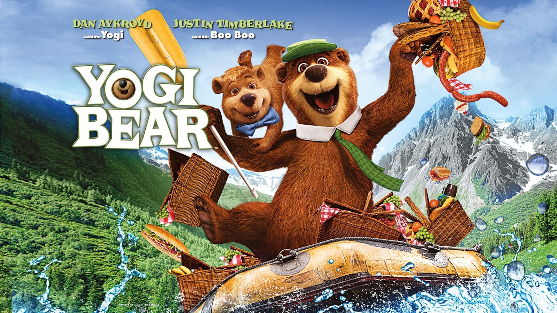 Yogi Bear (3D) โยกี้ แบร์