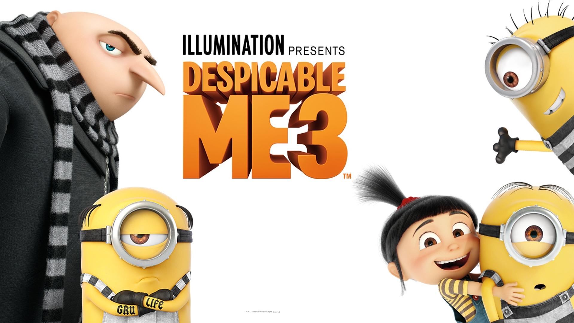Despicable Me 3 มิสเตอร์แสบ ร้ายเกินพิกัด 3