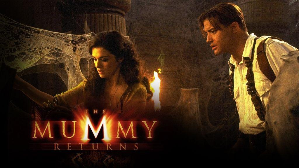 The Mummy Returns เดอะมัมมี่ รีเทิร์น ฟื้นชีพกองทัพมัมมี่ล้างโลก