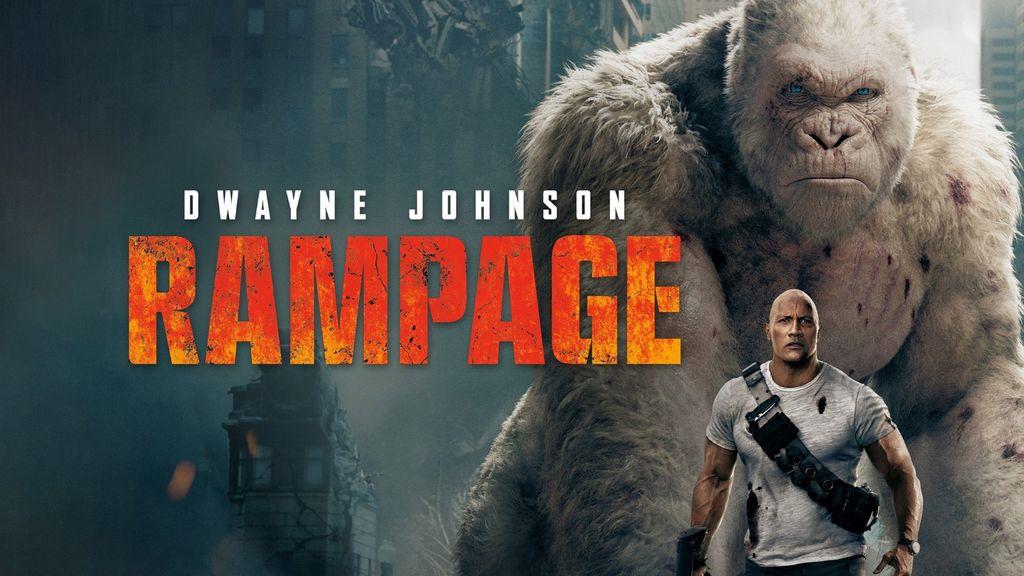 Rampage แรมเพจ ใหญ่ชนยักษ์