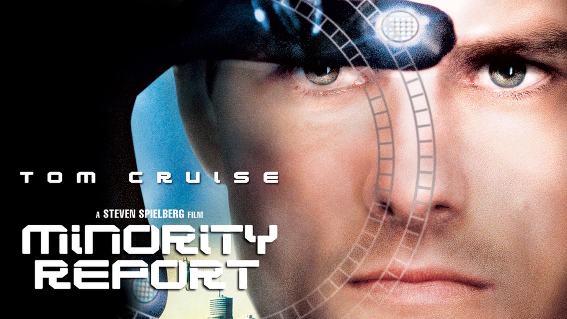 Minority Report หน่วยสกัดอาชญากรรมล่าอนาคต