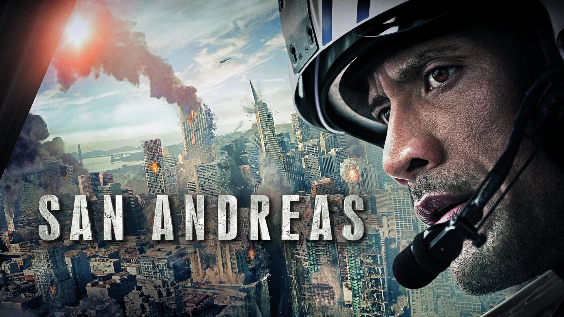 รีวิวหนัง SAN ANDREAS - ซาน แอนเดรส มหาวินาศแผ่นดินแยก