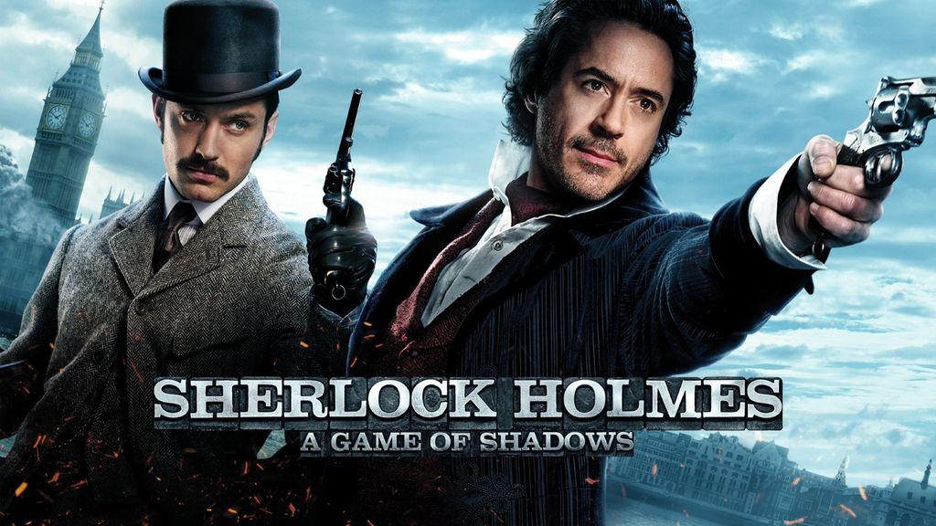 Sherlock Holmes: A Game of Shadows เชอร์ล็อค โฮล์มส์ เกมพญายมเงามรณะ