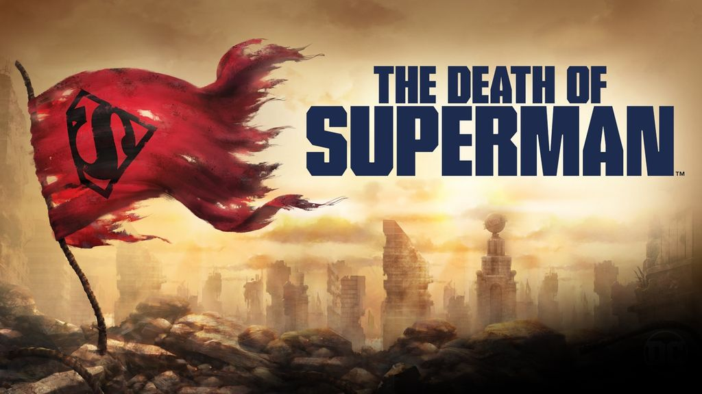The Death of Superman The Death of Superman