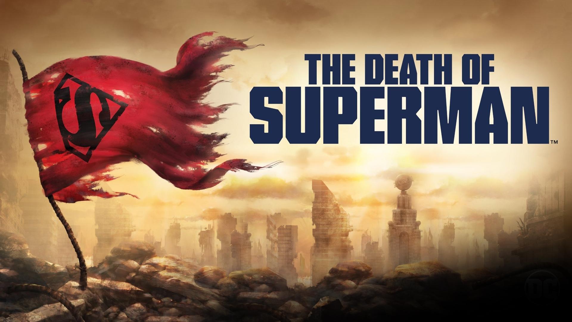 The Death of Superman The Death of Superman