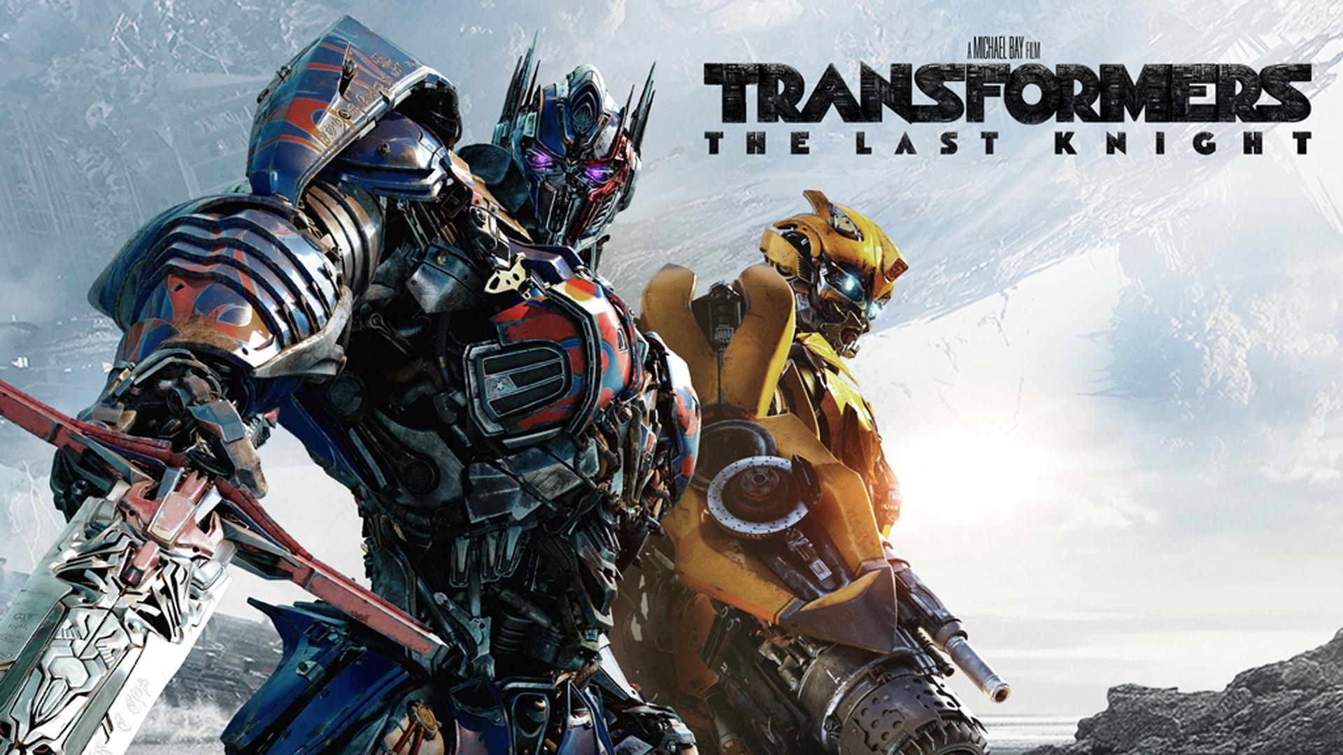 Transformers: The Last Knight ทรานส์ฟอร์เมอร์ส : อัศวินรุ่นสุดท้าย