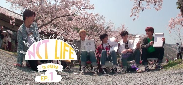 NCT Life in Osaka NCT Life in Osaka ตอนที่ 3