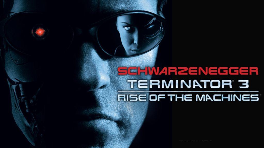Terminator 3: Rise of the Machines ฅนเหล็ก 3 กำเนิดใหม่เครื่องจักรสังหาร