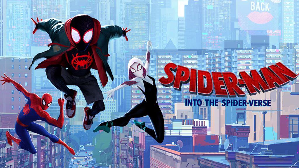 Spider-Man: Into the Spider-Verse สไปเดอร์-แมน: ผงาดสู่จักรวาลแมงมุม