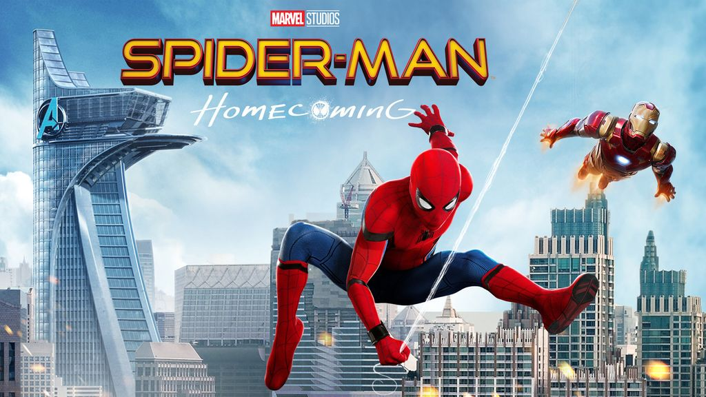 Spider-Man: Homecoming สไปเดอร์แมน: โฮมคัมมิ่ง