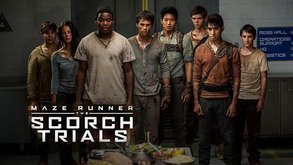 Maze Runner: The Scorch Trials เมซ รันเนอร์ สมรภูมิมอดไหม้