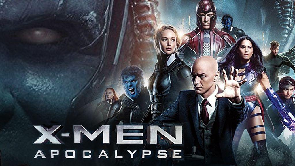 X-Men: Apocalypse เอ็กซ์เม็น ตอน อะพอคคาลิปส์