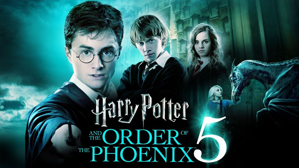Harry Potter and the Order of the Phoenix แฮร์รี่ พอตเตอร์กับภาคีนกฟีนิกซ์
