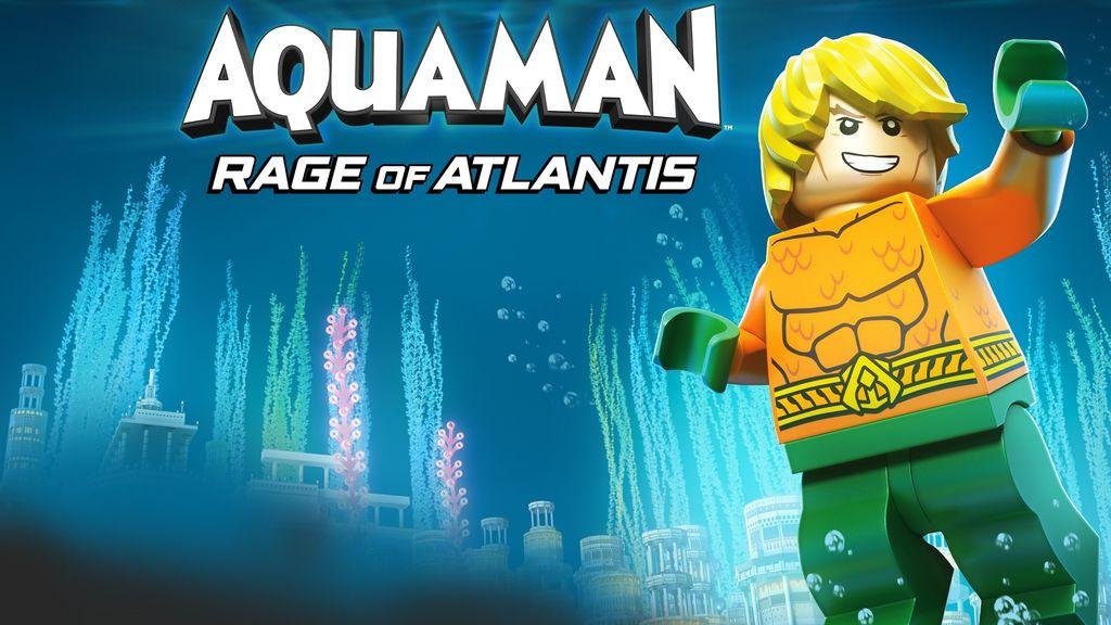 LEGO DC Comics Super Heroes: Aquaman - Rage of Atlantis LEGO DC Comics Super Heroes: Aquaman - Rage of Atlantis