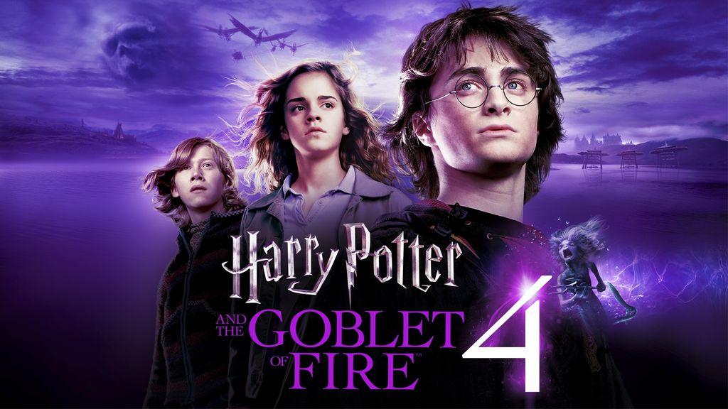 Harry Potter and the Goblet of Fire แฮร์รี่ พอตเตอร์กับถ้วยอัคนี