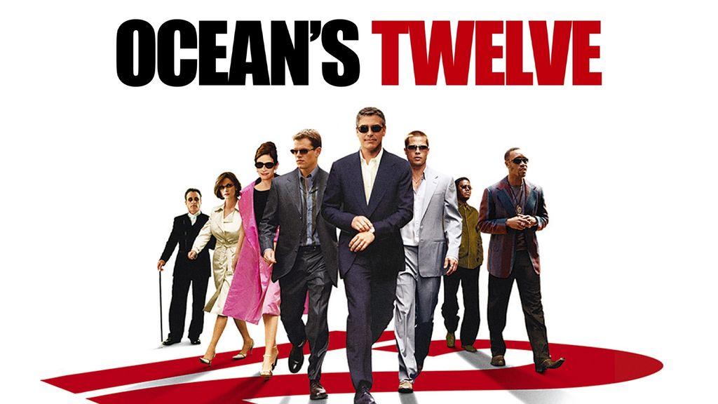 Ocean's Twelve 12 มงกุฎ ปล้นสุดโลก