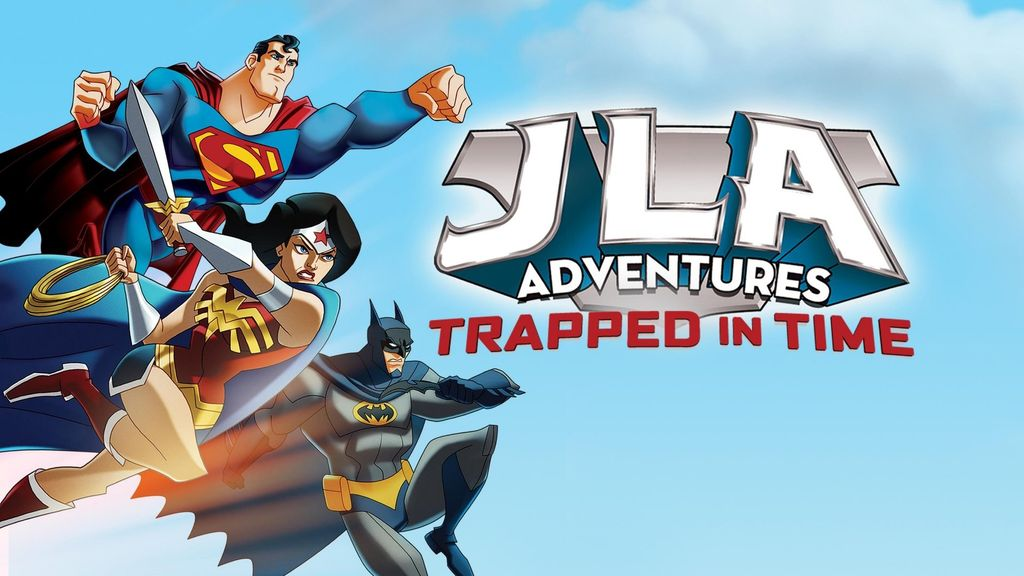 JLA Adventures: Trapped in Time JLA Adventures: Trapped in Time