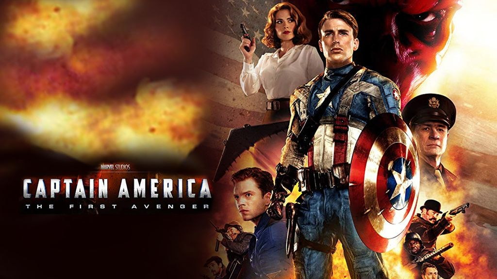 Captain America: The First Avenger กัปตันอเมริกา: อเวนเจอร์ที่ 1