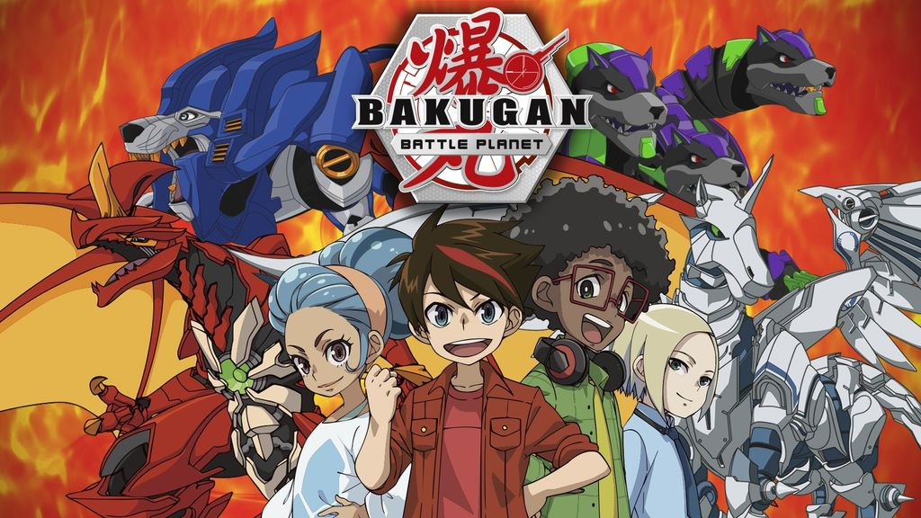 Bakugan: Battle Planet Bakugan: Battle Planet ตอนที่ 14
