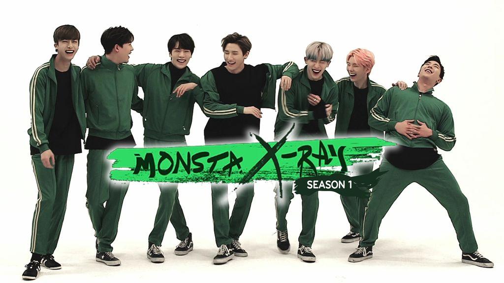 MONSTA XRAY Season 1 MONSTA XRAY ปี 1 ตอนที่ 1