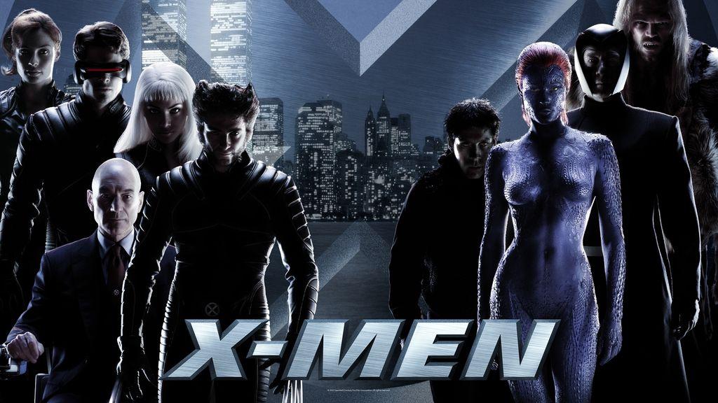 X-Men เอ็กซ์เม็น