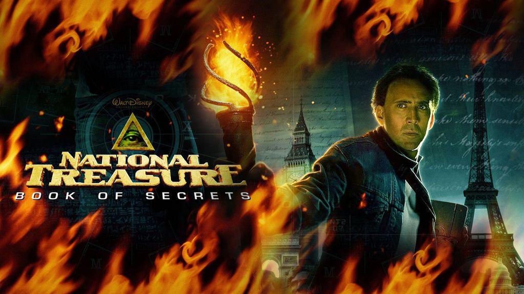 National Treasure: Book of Secrets ปฏิบัติการณ์เดือด ล่าบันทึกลับสุดขอบโลก