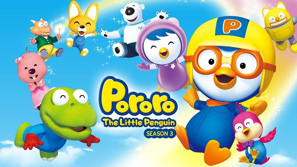 Pororo the Little Penguin Season 3 โพโรโระ เพนกวินป่วน ก๊วนขั้วโลก ปี 3 ตอนที่ 22
