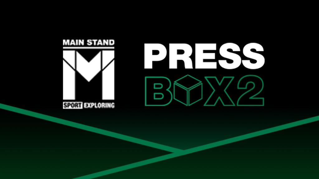 Mainstand Pressbox ปี 2 Mainstand Pressbox ปี 2 ตอนที่ 6