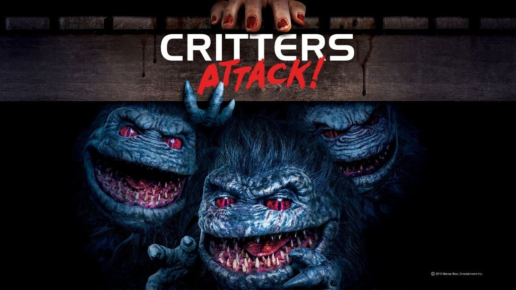 Teaser : Critters Attack! ตัวอย่าง : Critters Attack!