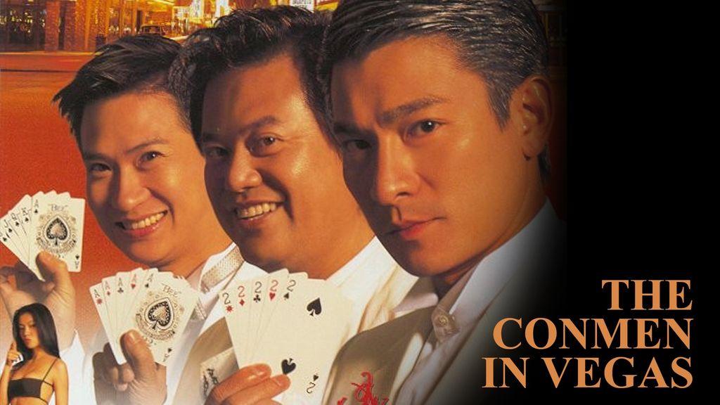 The Conmen In Vegas เจาะเหลี่ยมคน 2 ตอน ถล่มลาสเวกัส
