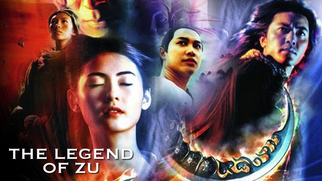 The Legend Of Zu ซูซัน ศึกเทพยุทธถล่มฟ้า