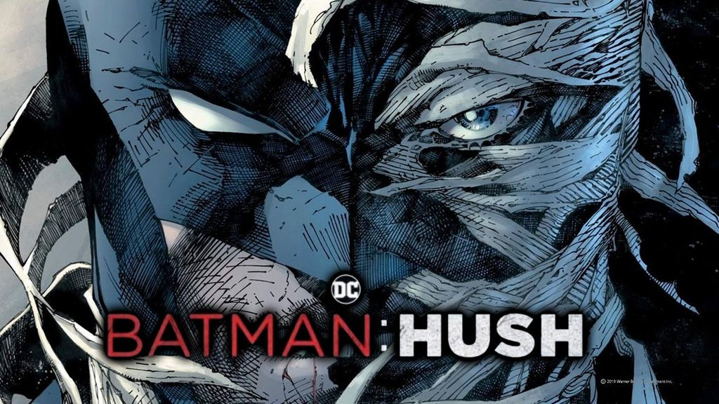 Batman: Hush Batman: Hush