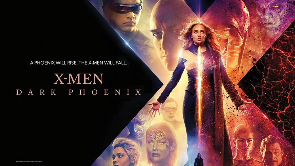 X-Men Dark Phoenix X-เม็น ดาร์ก ฟีนิกซ์
